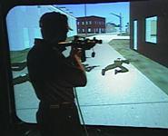 military simulation